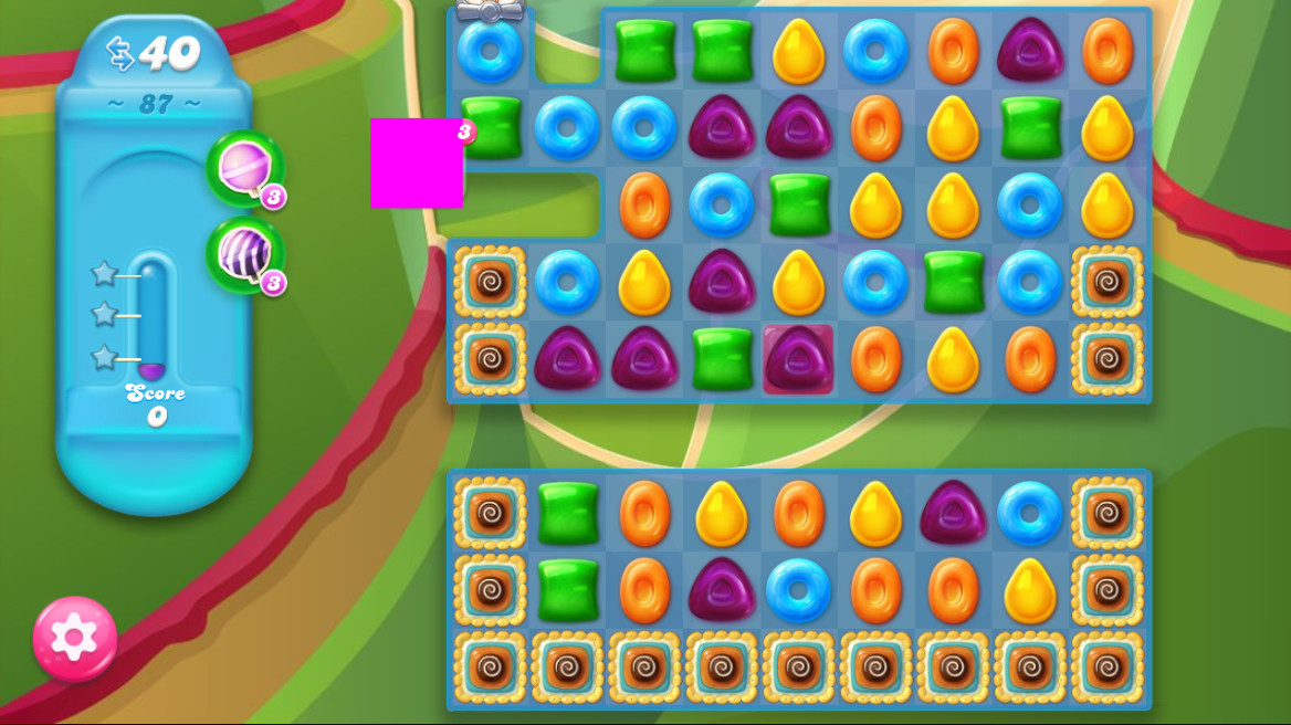 Candy Crush Jelly Saga 87