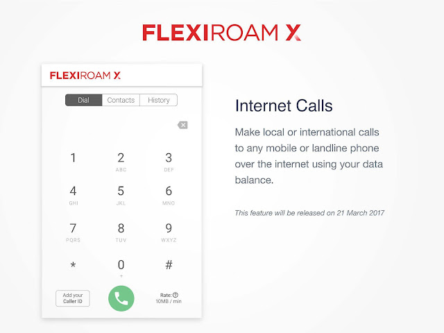 Flexiroam X – New Feature and Latest update will giving you hefty