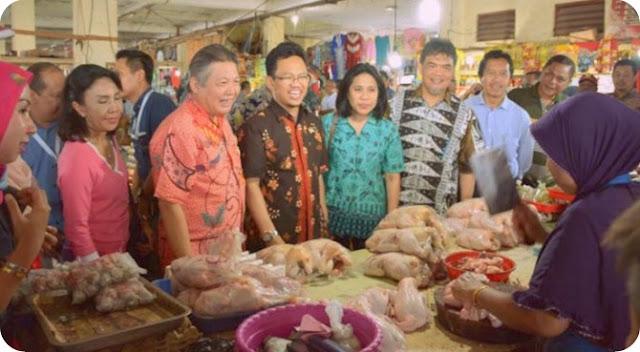 Usai Kunjungi Pasar di Jayapura, DPR RI Beberkan Kelemahan KUR