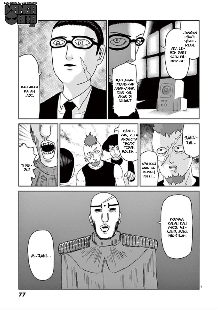 Mob Psycho 100 Chapter 38-8