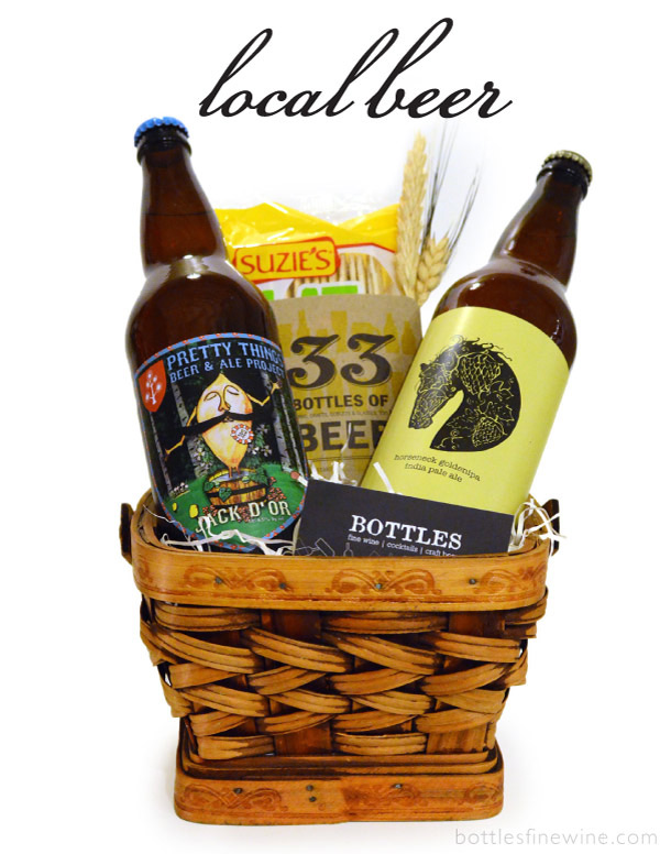Craft Beer Gift Basket Rhode Island