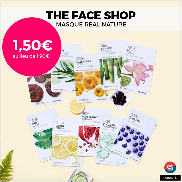 masque beauté coréen