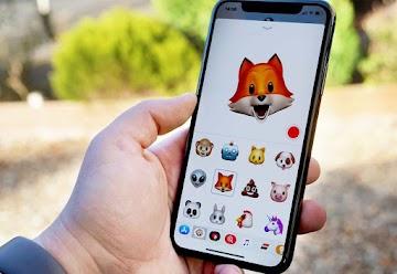 Cara Pakai Animoji iPhone X di Semua Android