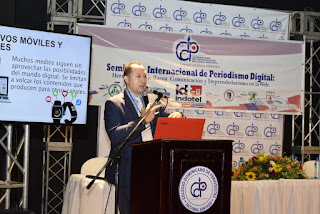 CDP celebró Seminario Internacional Periodismo Digital
