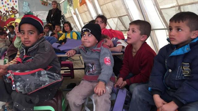 Israel anuncia controvertido plan para dar asilo a niños sirios