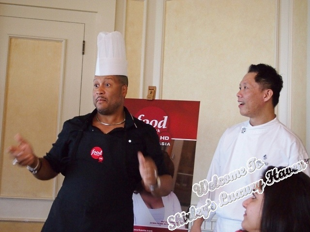 food network asia, neelys, pat, chef, four seasons