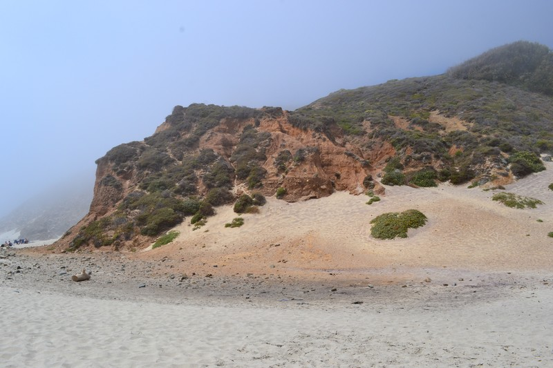 Cote, Californie, Pfeiffer Beach