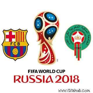 Morocco vs Spain Ticket