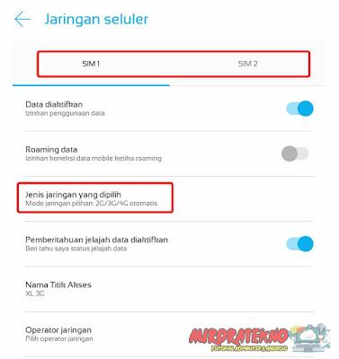 Cara Agar Jaringan Tetap 4G Atau 3G Dengan/Tanpa Aplikasi