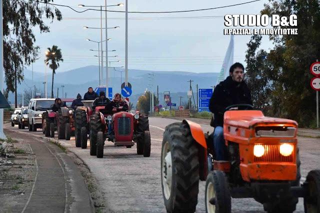 Ο Αγροτοκτηνοτροφικός Σύλλογος Αργολίδας συμμετέχει στη πανεργατική απεργία της 17ης Μάη