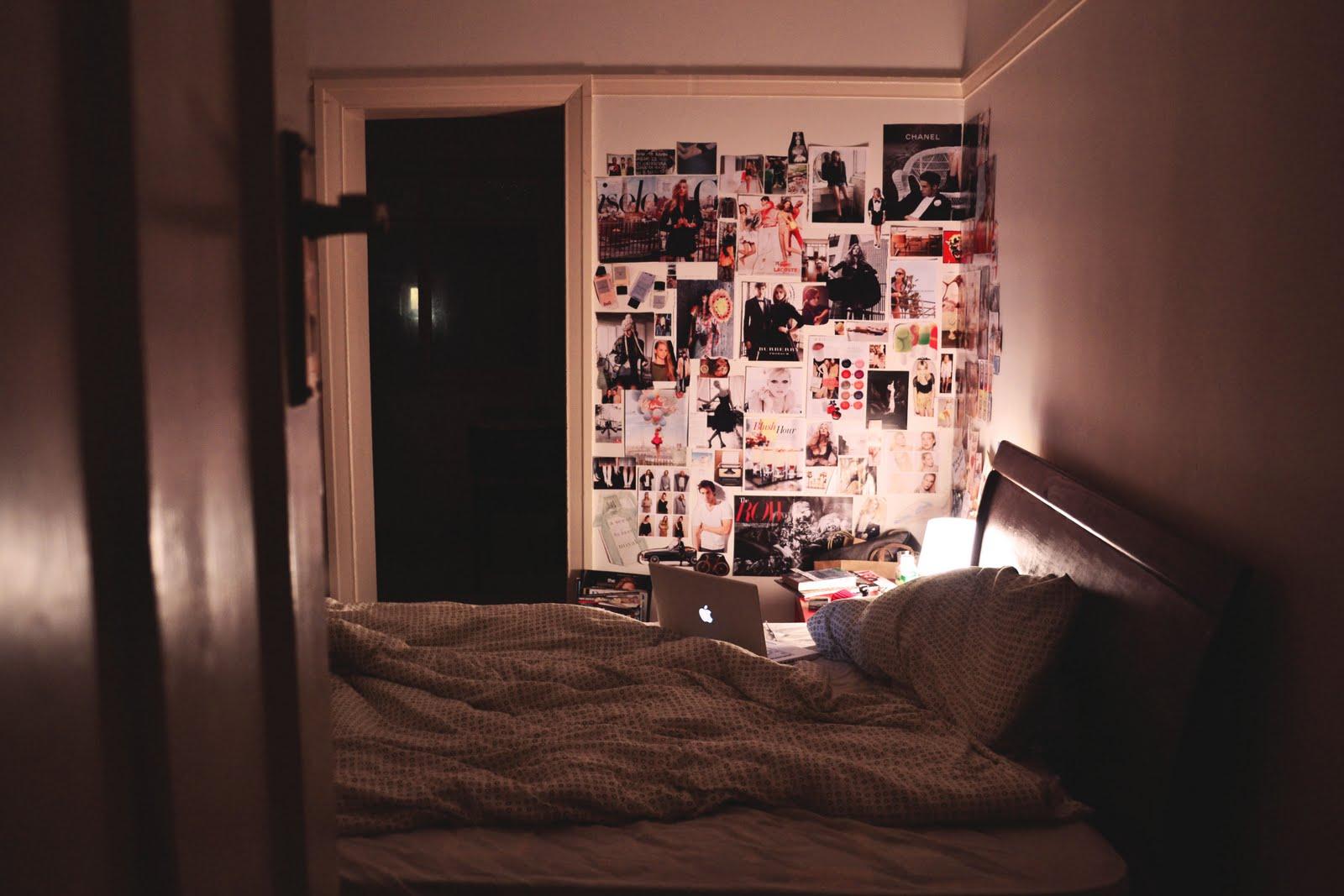 Polly already has a photo wall in