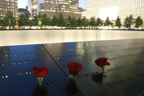 Ein Ausflug nach Washington D.C.und noch ein paar Tage in New York | 9/11 Memorial