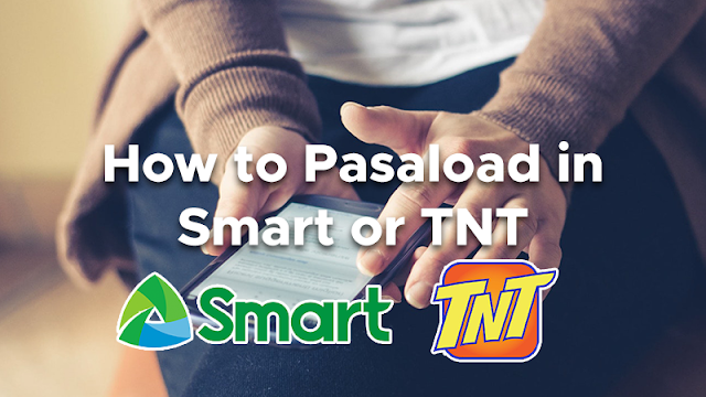 How to Pasaload in Smart or TNT (Share a Load or Promo)