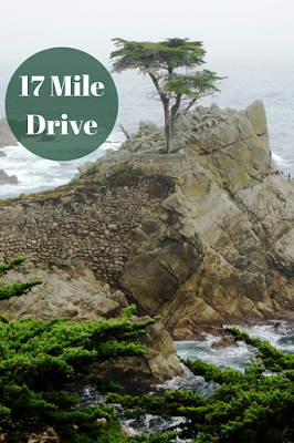 Travel the World: Driving one of America's great scenic drives, 17-Mile Drive on California's Monterey Peninsula near Carmel-by-the-Sea.