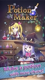 Download Potion Maker MOD APK v3.4.5 Unlimited Uncloked
