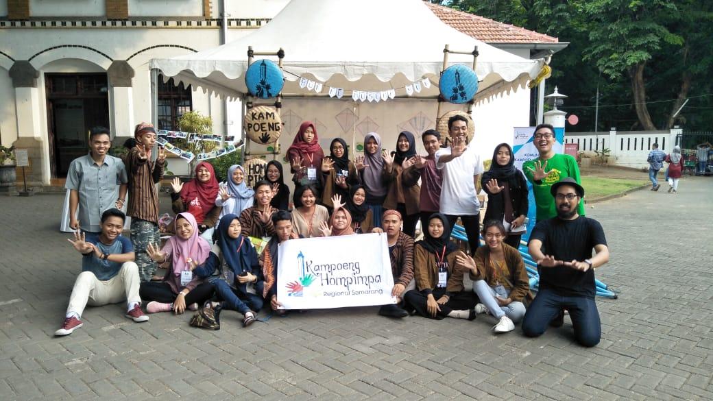 Kampoeng Hompimpa Regional Semarang