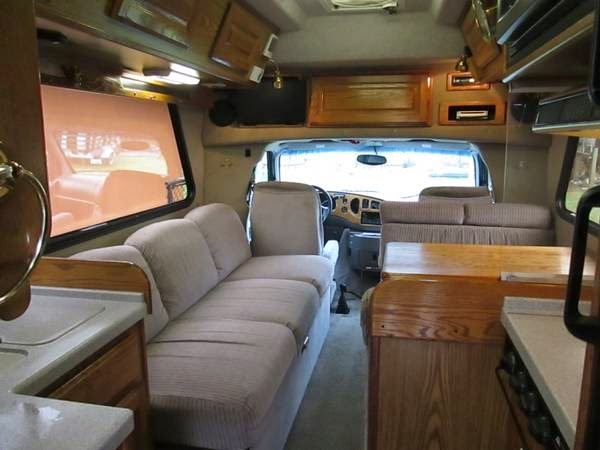 Used RVs 2000 Chinook Concourse 4X4 Adventure RV For Sale