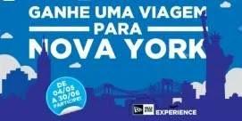 Cadastrar Promoção New Era 2019 Viagem Nova York - New Era Experience