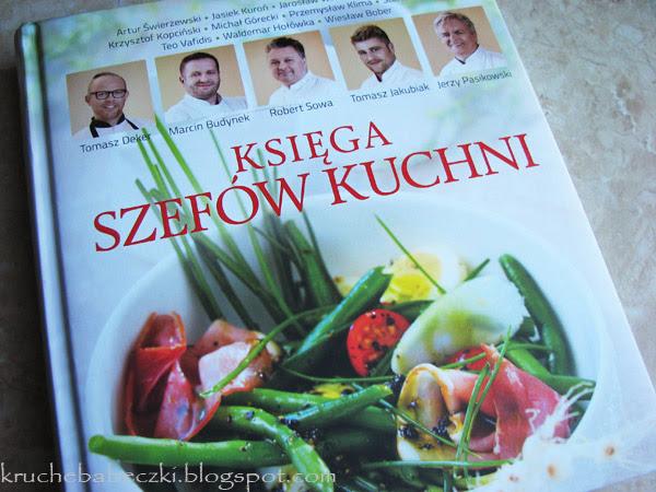 """""""Ksiega szefów kuchni"""" - recenzja :)"""
