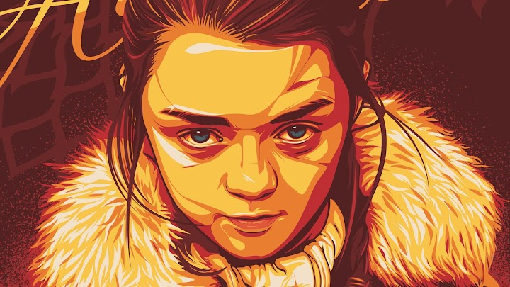 Maisie Williams Game Of Thrones HD Wallpaper