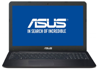 Asus X556UJ Drivers windows 10 64bit