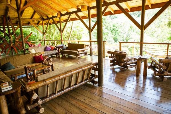 Autossustentável: Finca BellaVista Treehouse Costa Rica