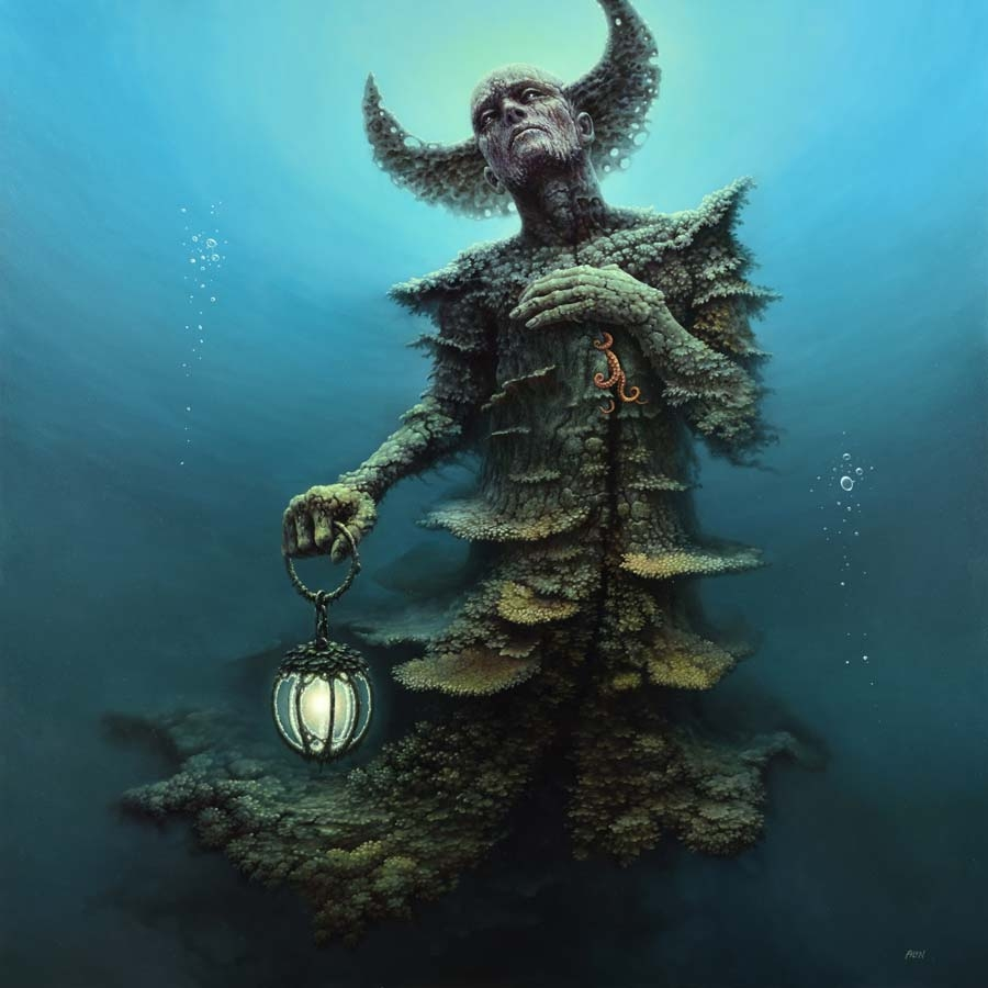 05-Aquarius-V-Tomasz-Alen-Kopera-Surrealism-meets-Oil-Paintings-on-Canvas-www-designstack-co