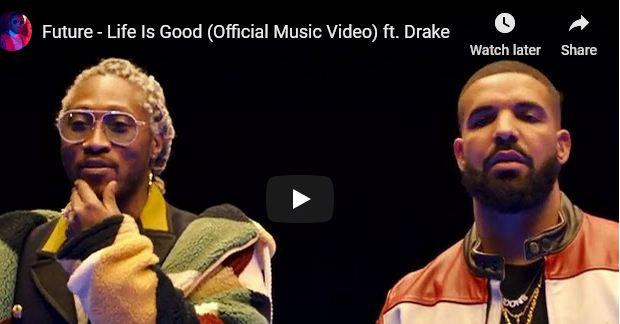 [SB-VIDEO] Future - 'Life Is Good' ft. Drake
