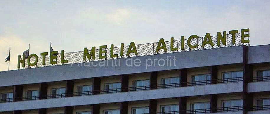 Melia Hotel Spa Benutzung