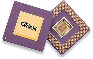 Processor CYRIX