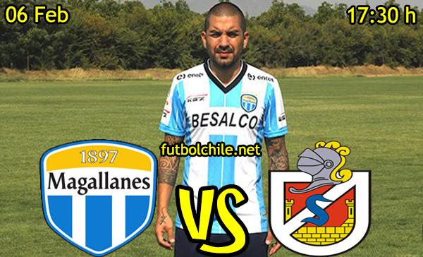 Ver stream hd youtube facebook movil android ios iphone table ipad windows mac linux resultado en vivo, online: Magallanes vs Deportes La Serena