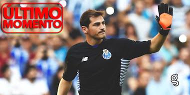 Iker Casillas volvería a un grande de Europa.