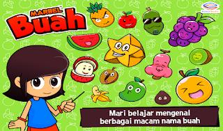 Games Terbaik Untuk Anak Bermain Dan Belajar Dengan Android Belajar Mengenal Buah buahan