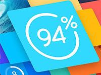 Réponse 94% Niveau 213