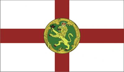 Gambar Bendera Negara Alderney