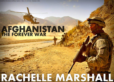OPINION | Afghanistan : The Forever War by Rachelle Marshall