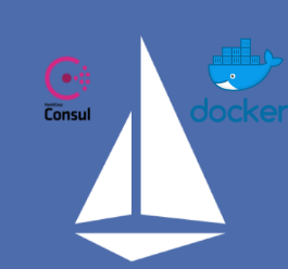 Running istio with docker-compose and consul