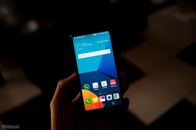 Đánh giá điện thoại LG G6 xách tay giá 16,7 triệu đồng