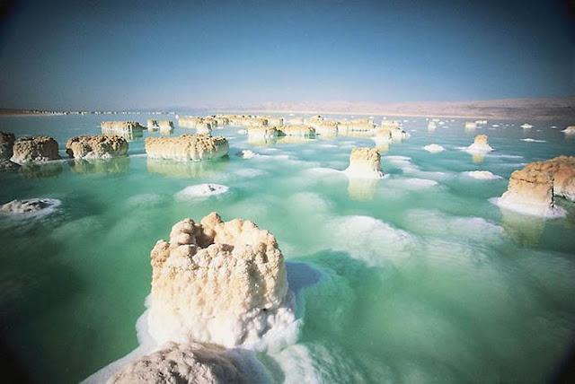 Совсем Мёртвое море: знаменитое чудо природы может исчезнуть