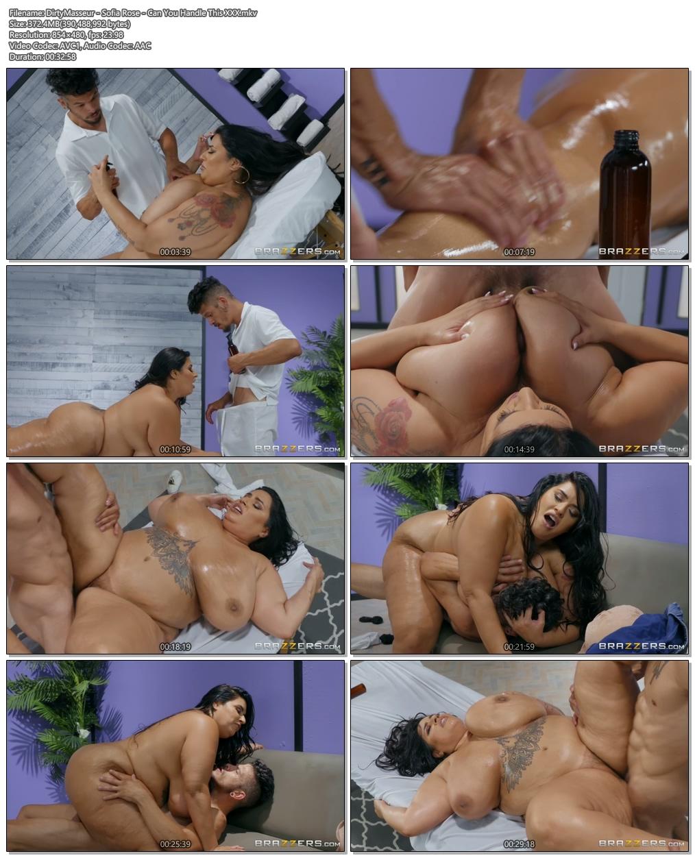 [18+] DirtyMasseur Sofia Rose Porn Video Can You Handle This XXX Screenshot
