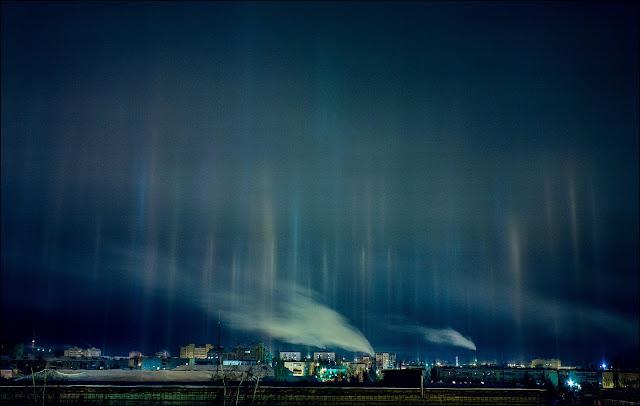 Amazing Optical Phenomena on Sky, Photos and VIDEO