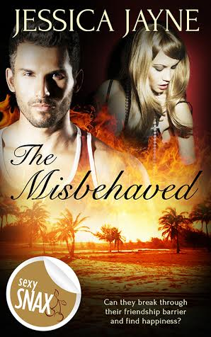 Cover Reveal Giveaway ~ The Misbehaved by @JessicaJayne13