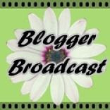 Blogger Broadcast Badge