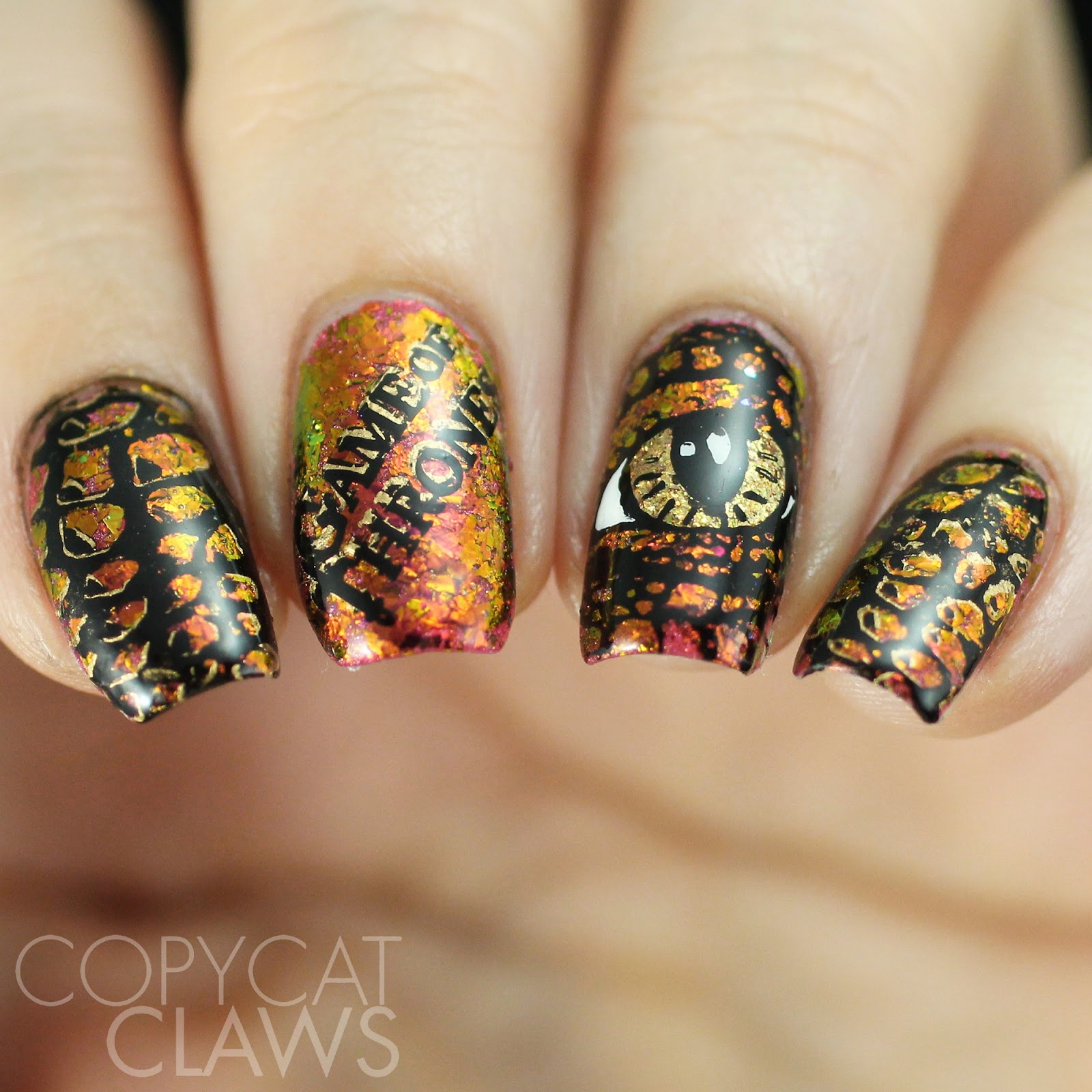Copycat Claws: The Digit-al Dozen does Mythical Creatures - Dragons