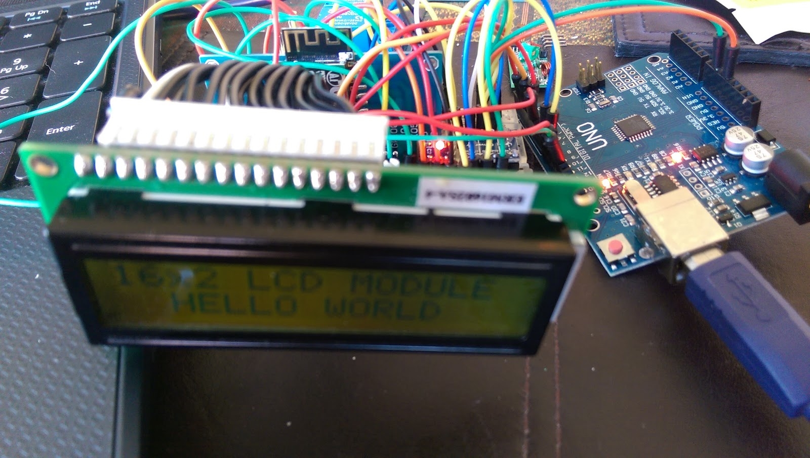 Project: Heating timer/thermostat replacement with Arduino