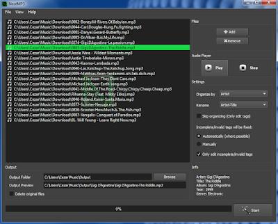 تحميل برنامج NeatMP3 Pro الجديد