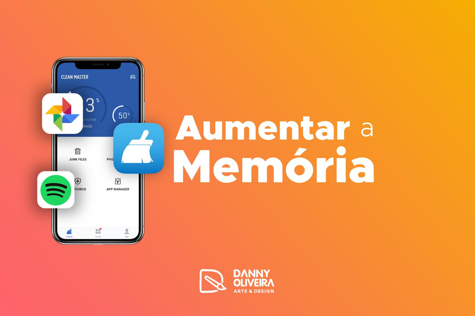 Como aumentar a memória do celular