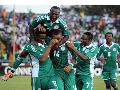 Nigeria now rank 14th in Africa and 67th in the World:FiFA