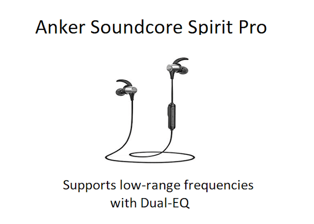Anker Soundcore Spirit Pro - Best Wireless Headphones to Buy