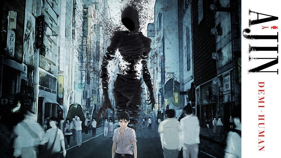 Anime Ajin - Demi-Human 1ª Temporada Dublado para download torrent